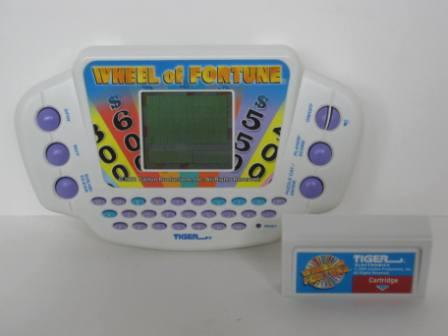 Wheel of Fortune (2001) - Handheld Game